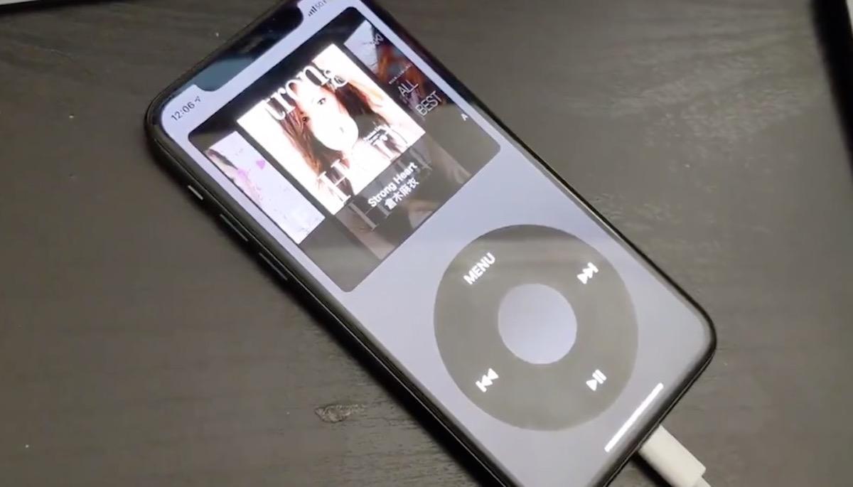 iPhone che si trasforma in iPod, ecco la nuova applicazione