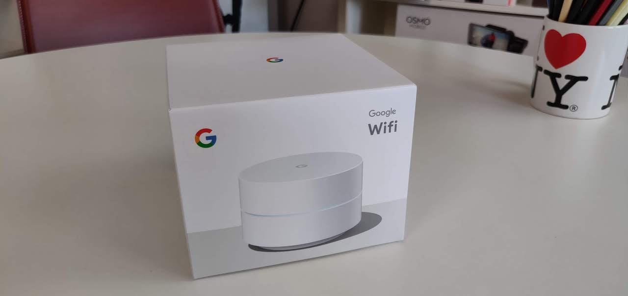 In Italia arriva Google WiFi per chi ha problemi di rete
