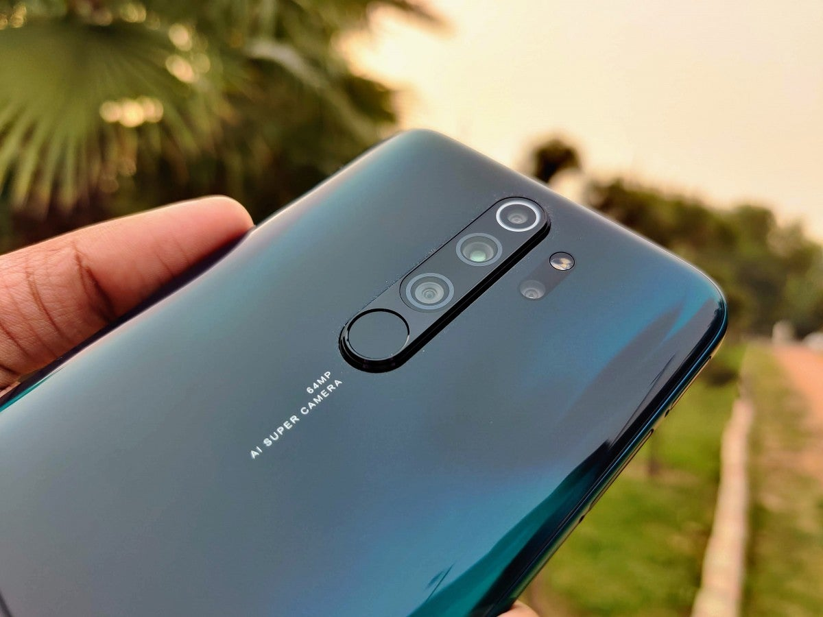Xiaomi svela le sue novità sul display camera