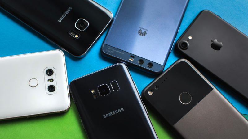 Migliori smartphones Android di marzo 2020