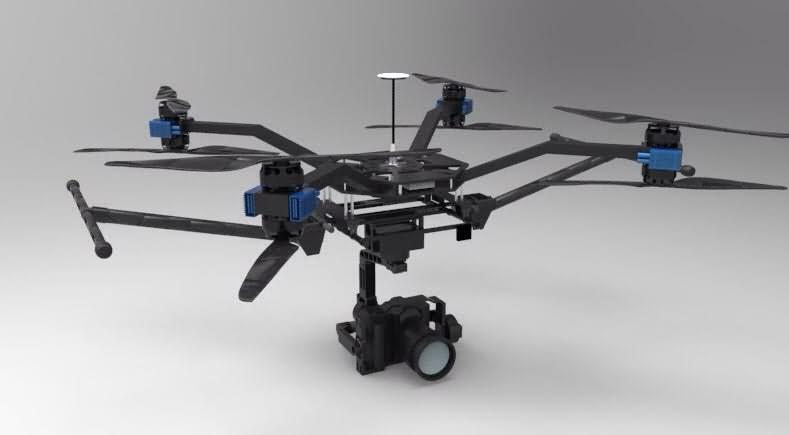 Tecnologia per manovrare i droni, ecco l'ultima trovata americana