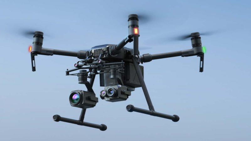 I droni, la soluzione applicata da Audi per localizzare le auto
