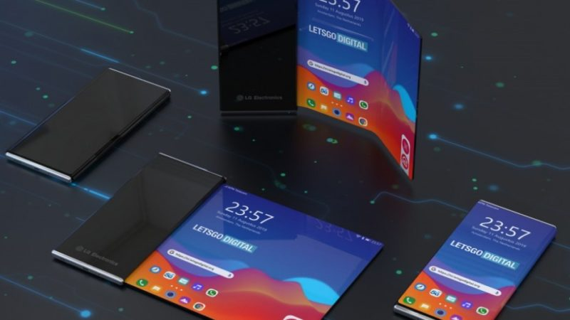 Lg Project B, in arrivo il primo Smartphone con il display arrotolabile