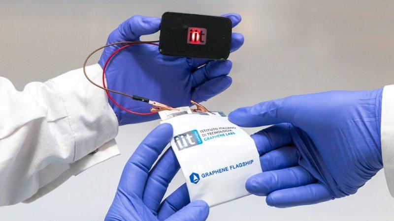 Batteria al grafene, la scoperta dei cinesi rivoluzionerà il mondo