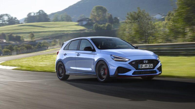 Hyundai i30, auto green e altamente tecnologica