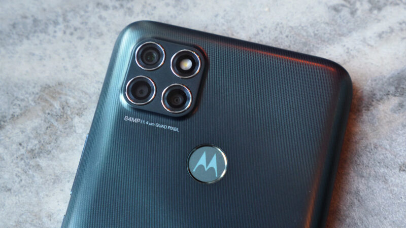 Motorola Moto G 10, economico ma limitato