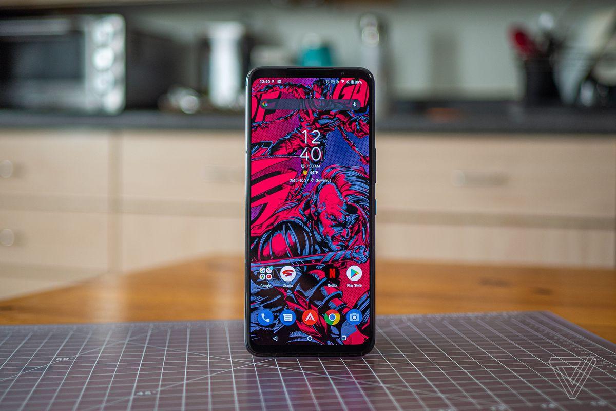ROG Phone 5, miglioramenti di esperienza, ottimo prodotto da gaming