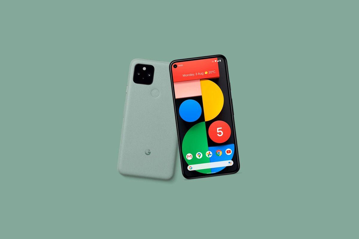 Google Pixel 5a prossimo all'uscita