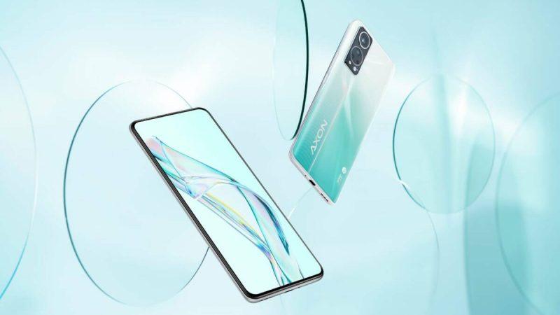 ZTE Axon 30 arriva lo smartphone di fascia alta